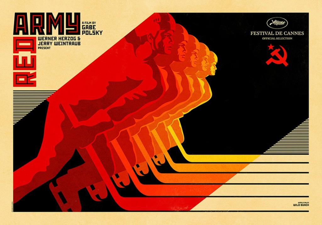Red Army, quand la Guerre froide se joue sur glace