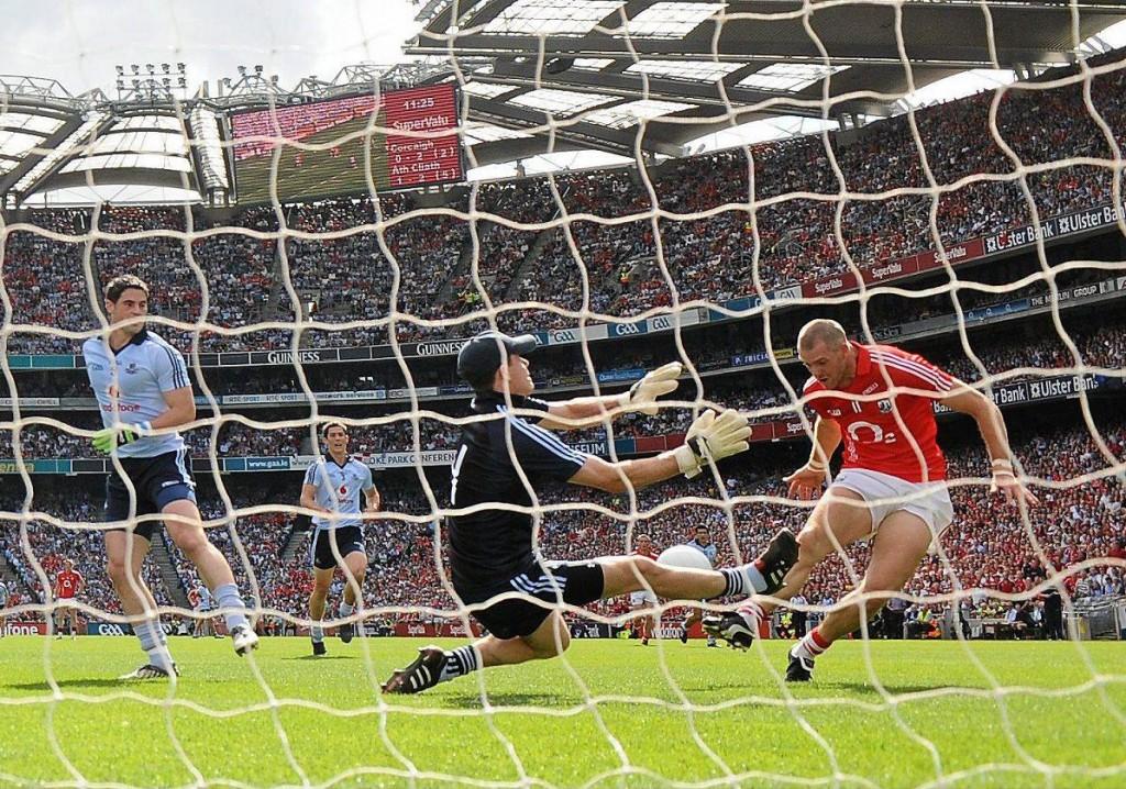 Le football gaélique ou la télévision du druide