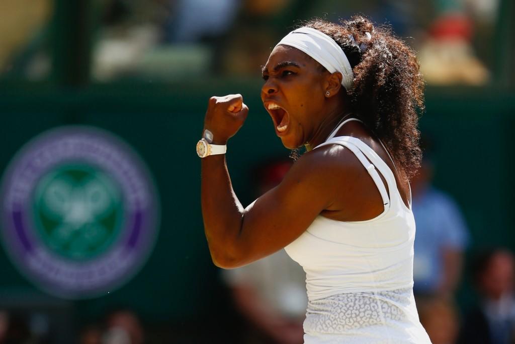 Top 5 des meilleures athlètes féminines de 2015