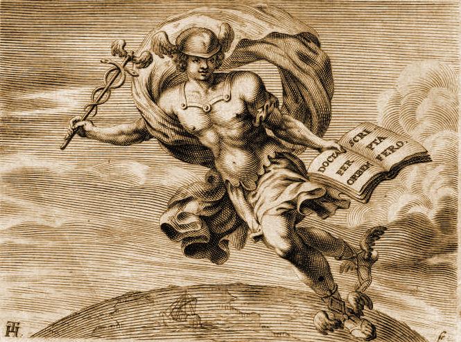 Hermes aka le SMS avant l'heure