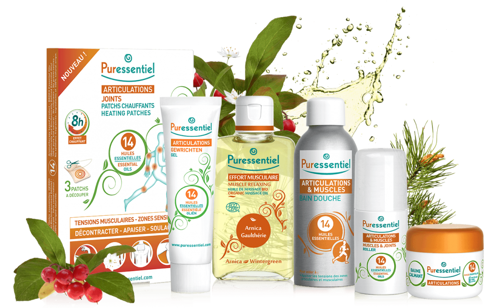L'ensemble de la gamme, pour laquelle nous avons testé 4 produits (tout sauf Huile de Massage et Bain Douche).