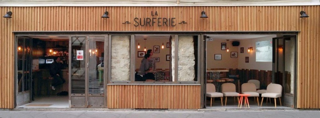 La Surferie : le bar glassy de Paris