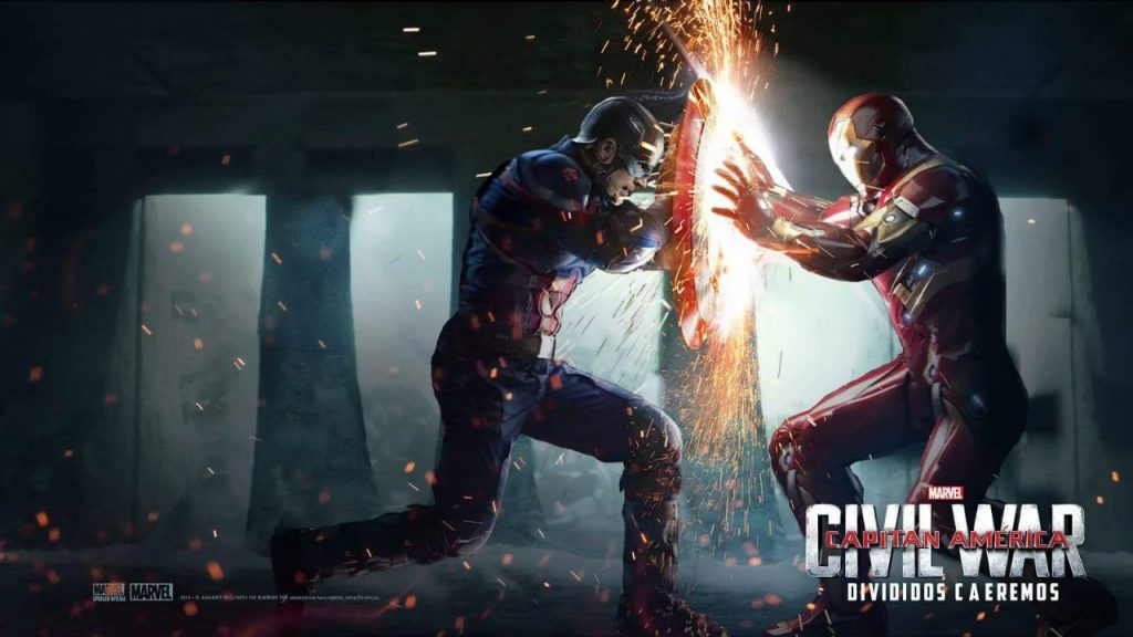 Critique Captain America Civil War