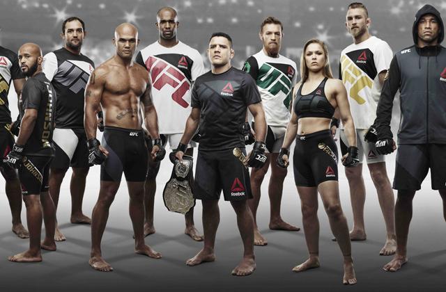Deal Reebok UFC