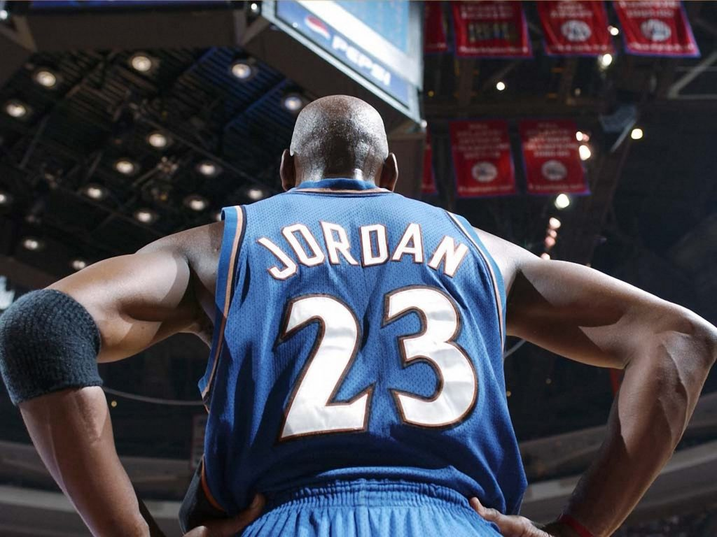 Michael Jordan aux Wizards