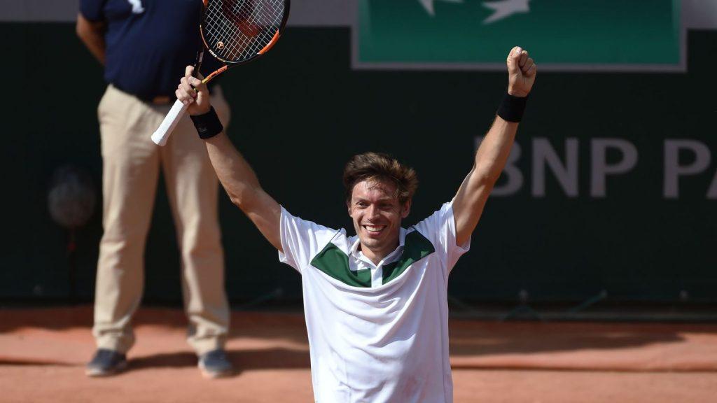 Nicolas Mahut Roland Garros