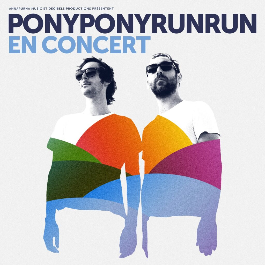 Pony Pony Run Run Angers