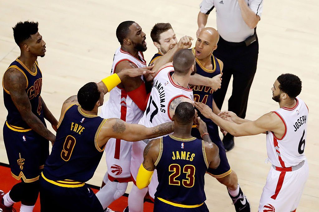Game 6 - Toronto Raptors - Cleveland Cavaliers