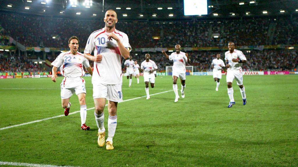 Coupe du Monde 2006 - France