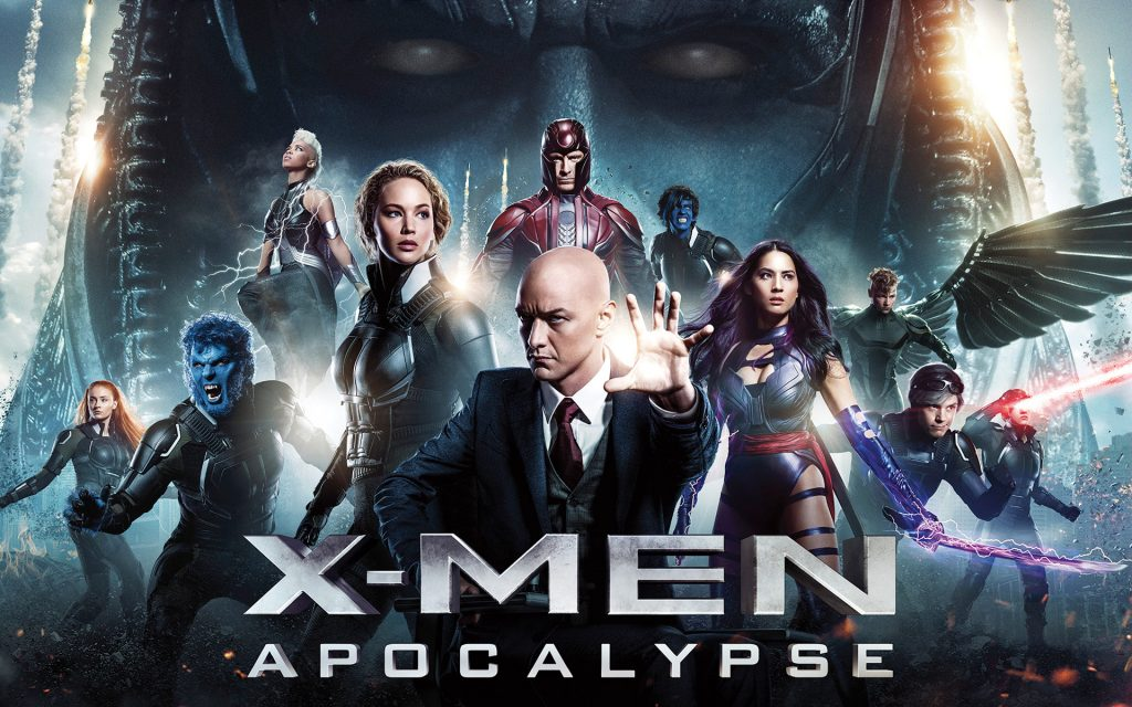 Critique X-Men Apocalypse