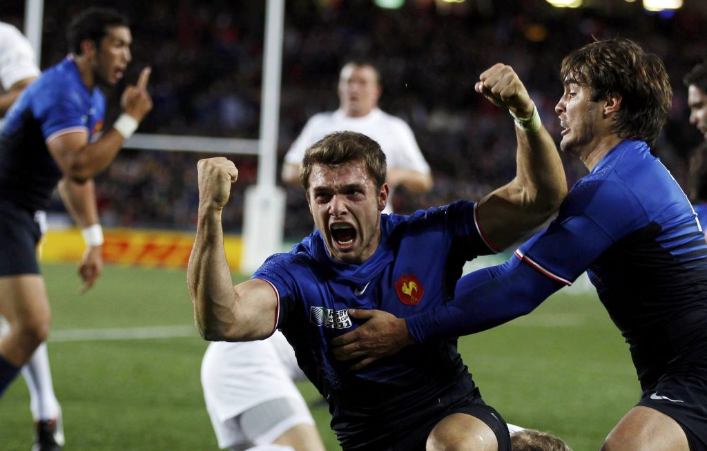 XV de France