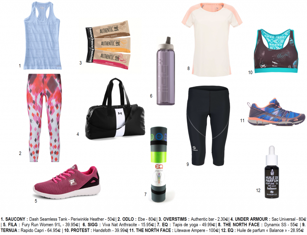 Look fitness Femme