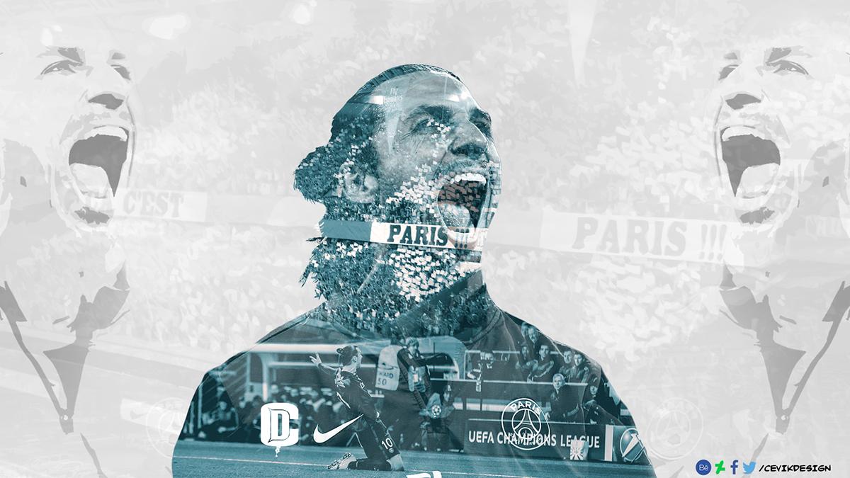 PSG - Paris Saint Germain - Zlatan