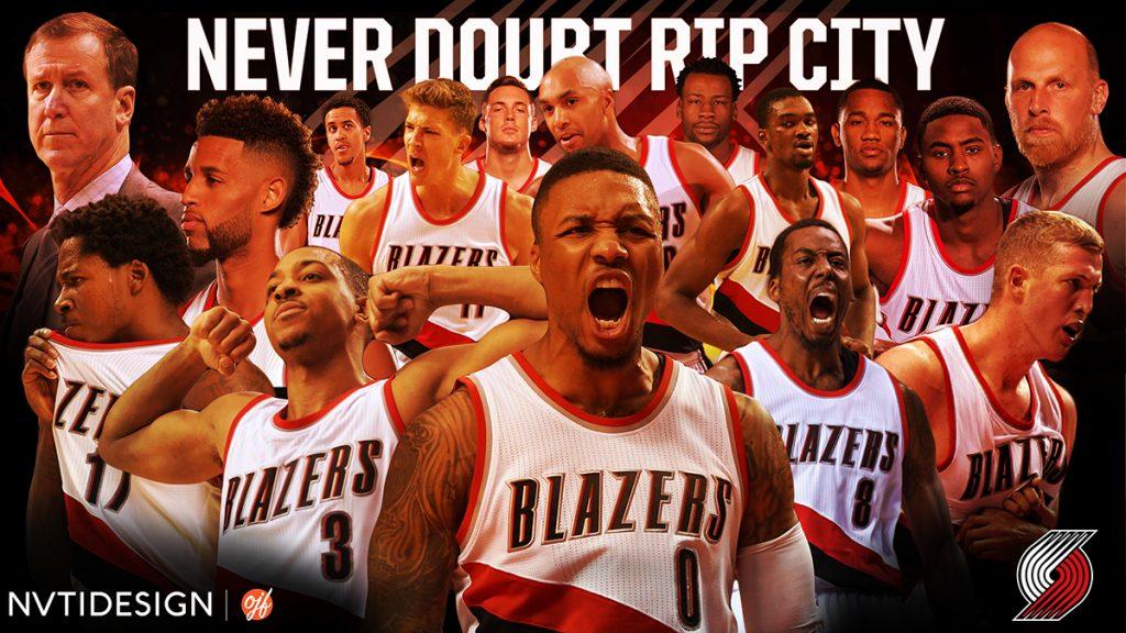 Portland Trail Blazers 2015-2016