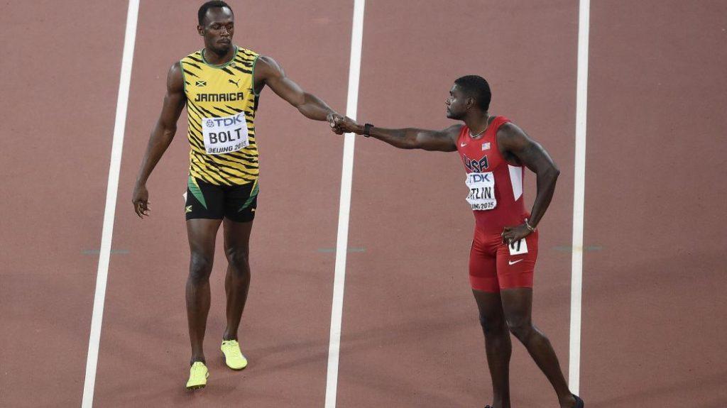 Usain Bolt perd face à Justin Gatlin en finale du 100m