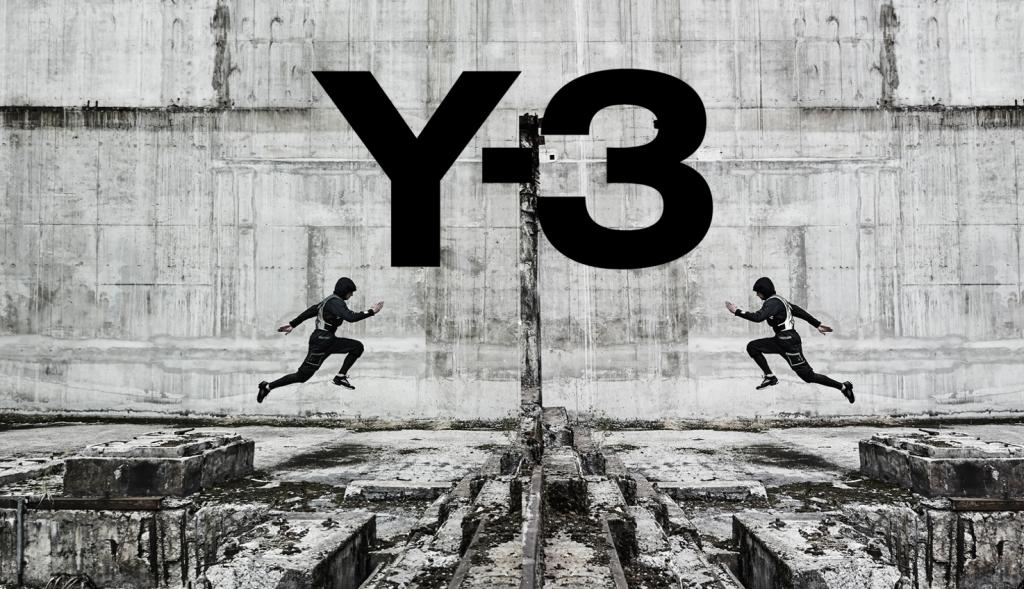 Adidas Yohji Yamamoto Y-3 Sport