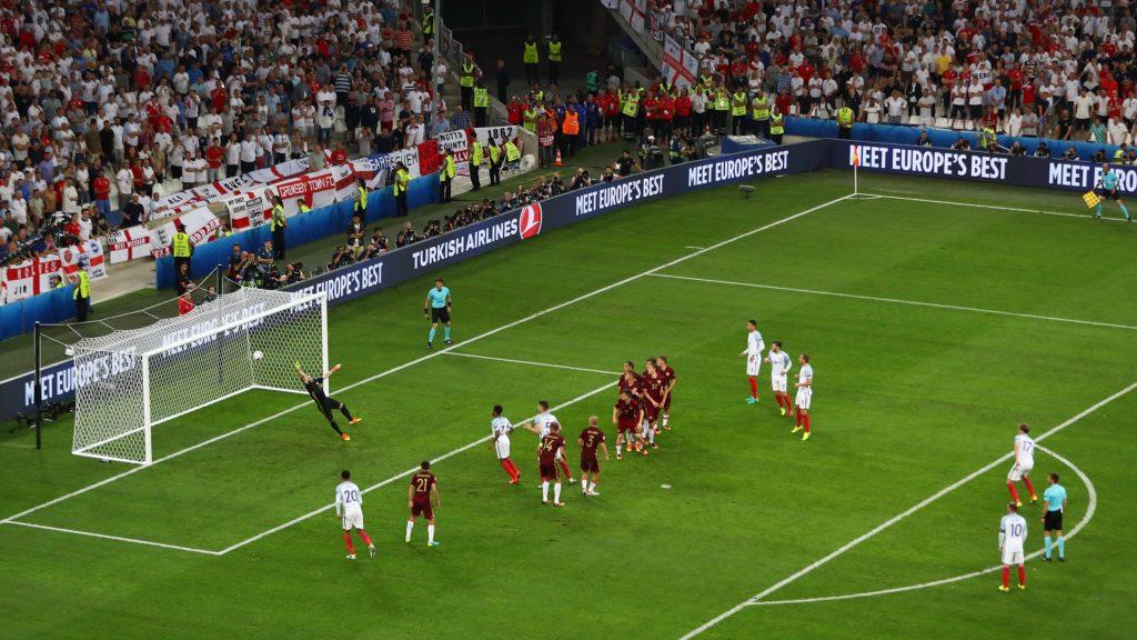 Angleterre Russie Euro 2016 Dier