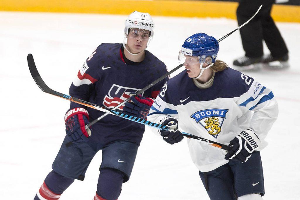 Auston Matthews, Patrik Laine pour une Draft NHL