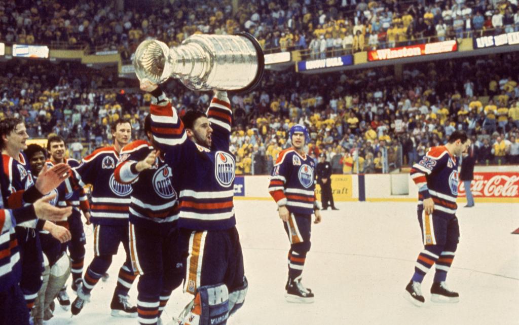 Back to the 90'S: La dernière Coupe Stanley des Edmonton Oilers en 1990