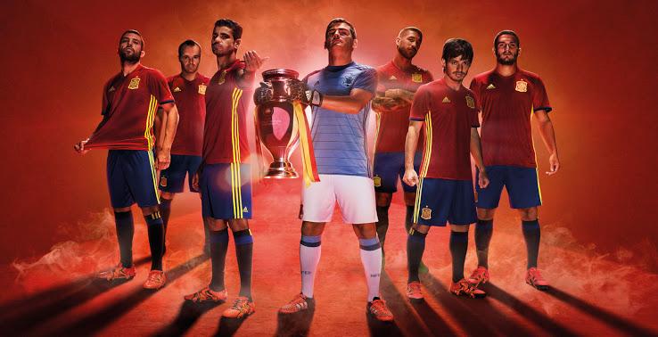 Les plus beaux maillots de l'Euro 2016