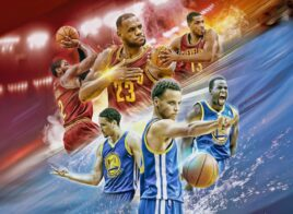 Finales NBA 2016 Cavaliers Warriors