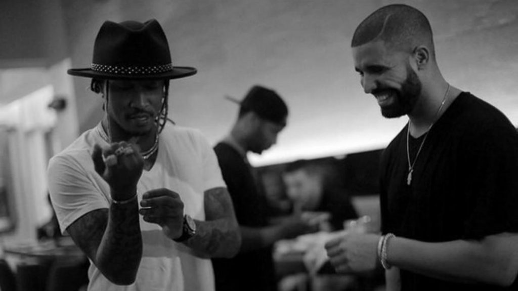 Future feat. Drake & 2 Chainz – 100it Racks