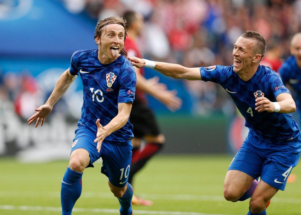 Modric Croatie Turquie Euro 2016