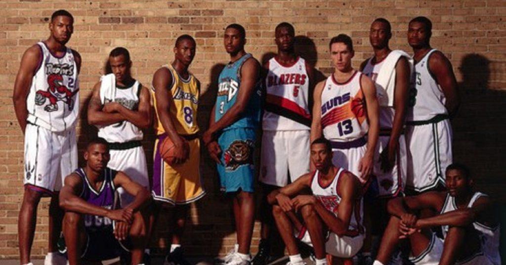 NBA Draft 1996
