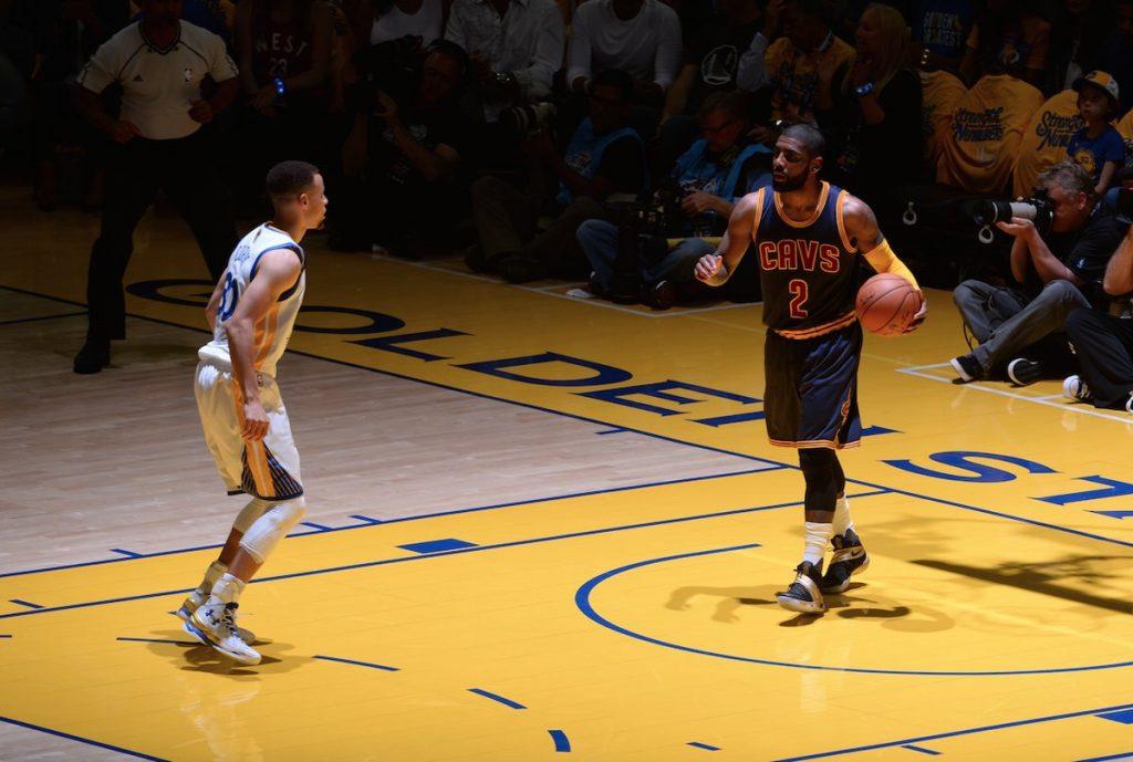 NBA Finals 2016 Game 1