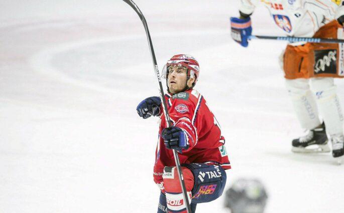 Qui est Yohann Auvitu, le nouveau français en NHL?
