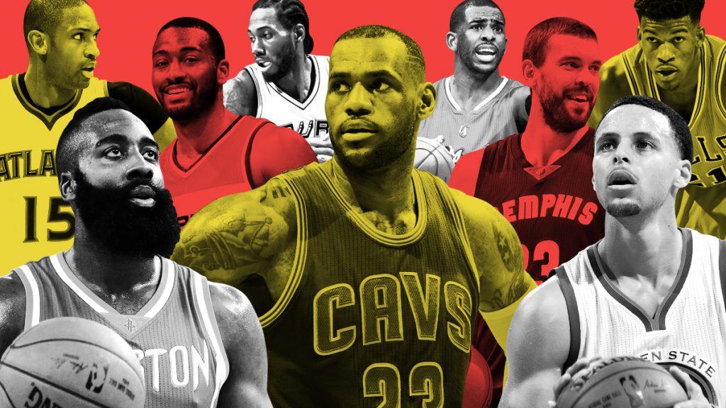 Saison NBA Historique 2015-2016