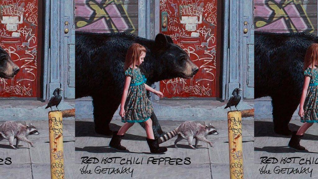 Dark Necessities Red Hot Chili Peppers - The Gateway
