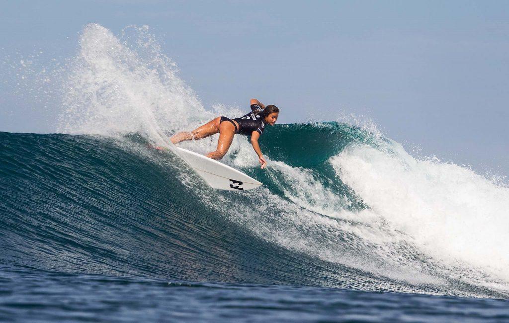 Alessa Quizon, la nouvelle déesse du surf mondial