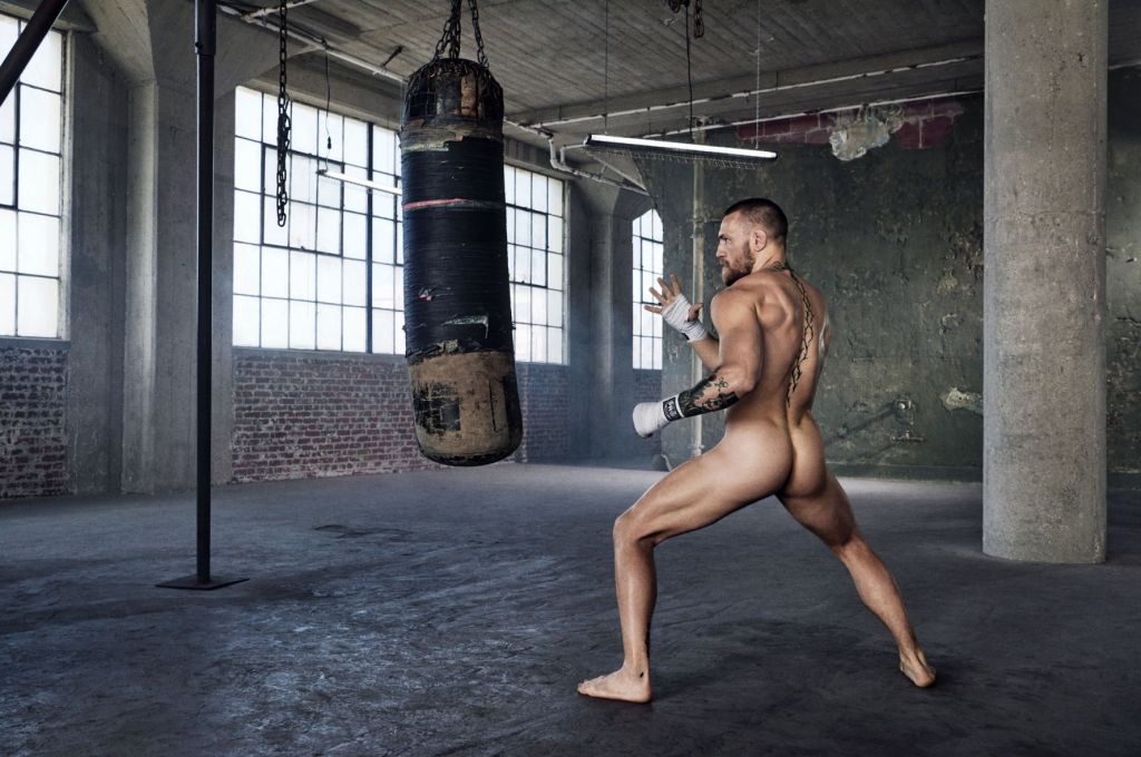 Conor McGregor ESPN The Body Issue