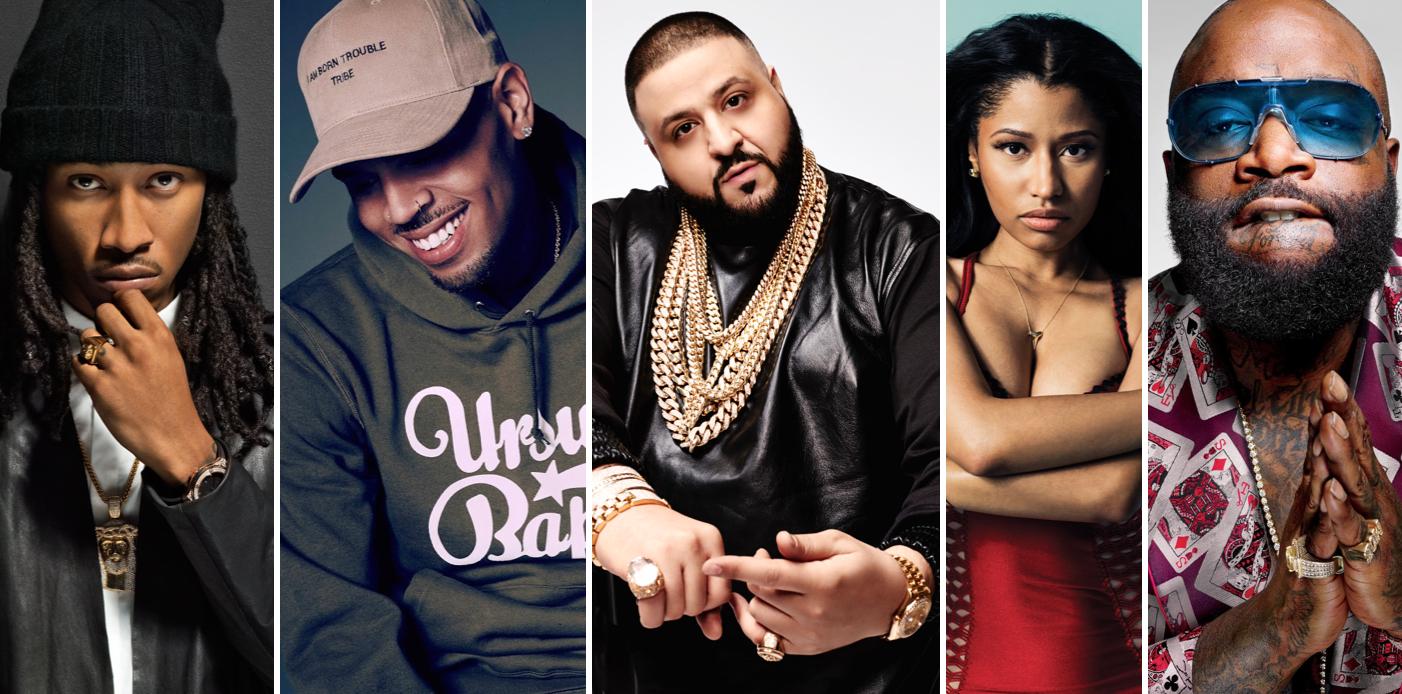 DJ Khaled - Do You Mind ft. Nicki Minaj, Chris Brown, August Alsina, Jeremih, Future, Rick Ross
