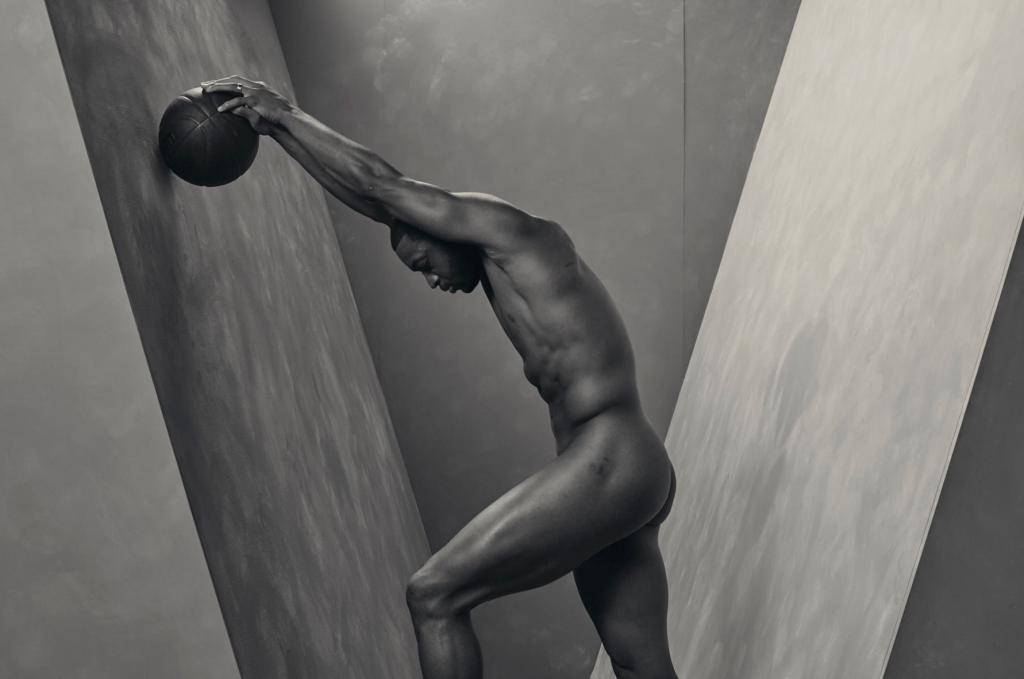 Dwyane Wade ESPN The Body Issue