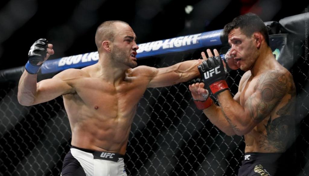 Eddie Alvarez - Rafael Dos Anjos UFC FIGHT NIGHT 90