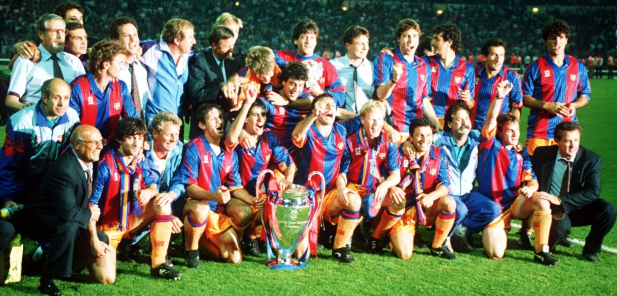 Back to the 90's – 1992, le FC Barcelone remporte sa première Ligue des Champions