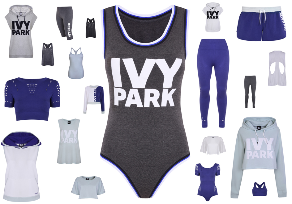 Ivy Park tenues