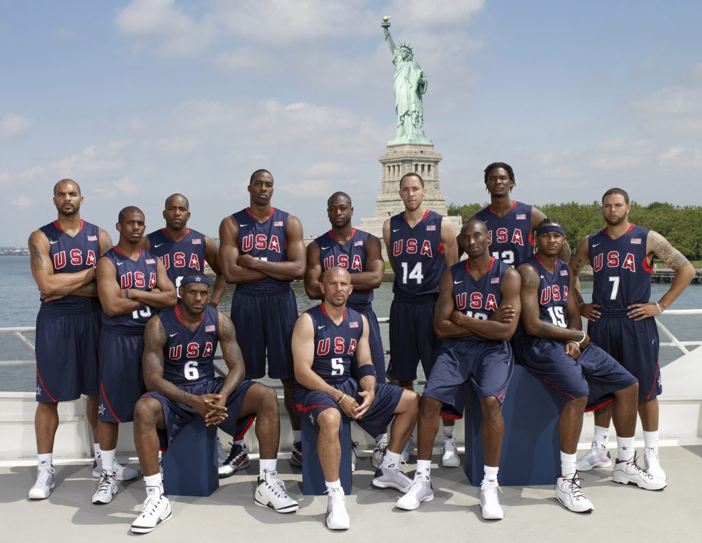 JO 2008 – The Redeem Team