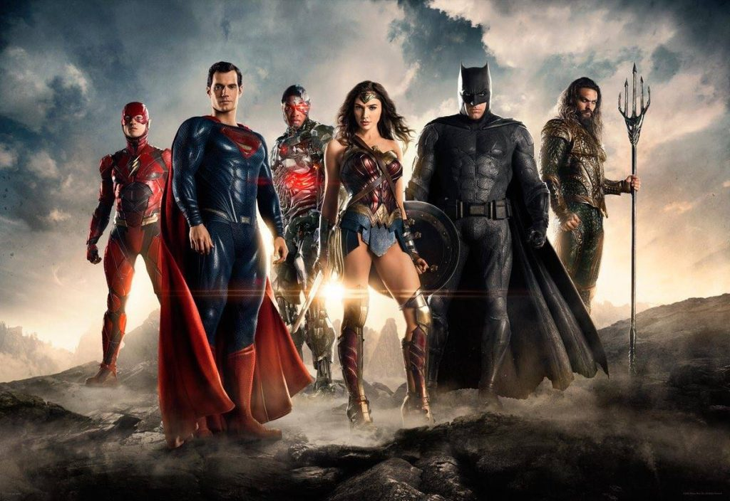 Warner balance les trailers de Justice League et Wonder Woman