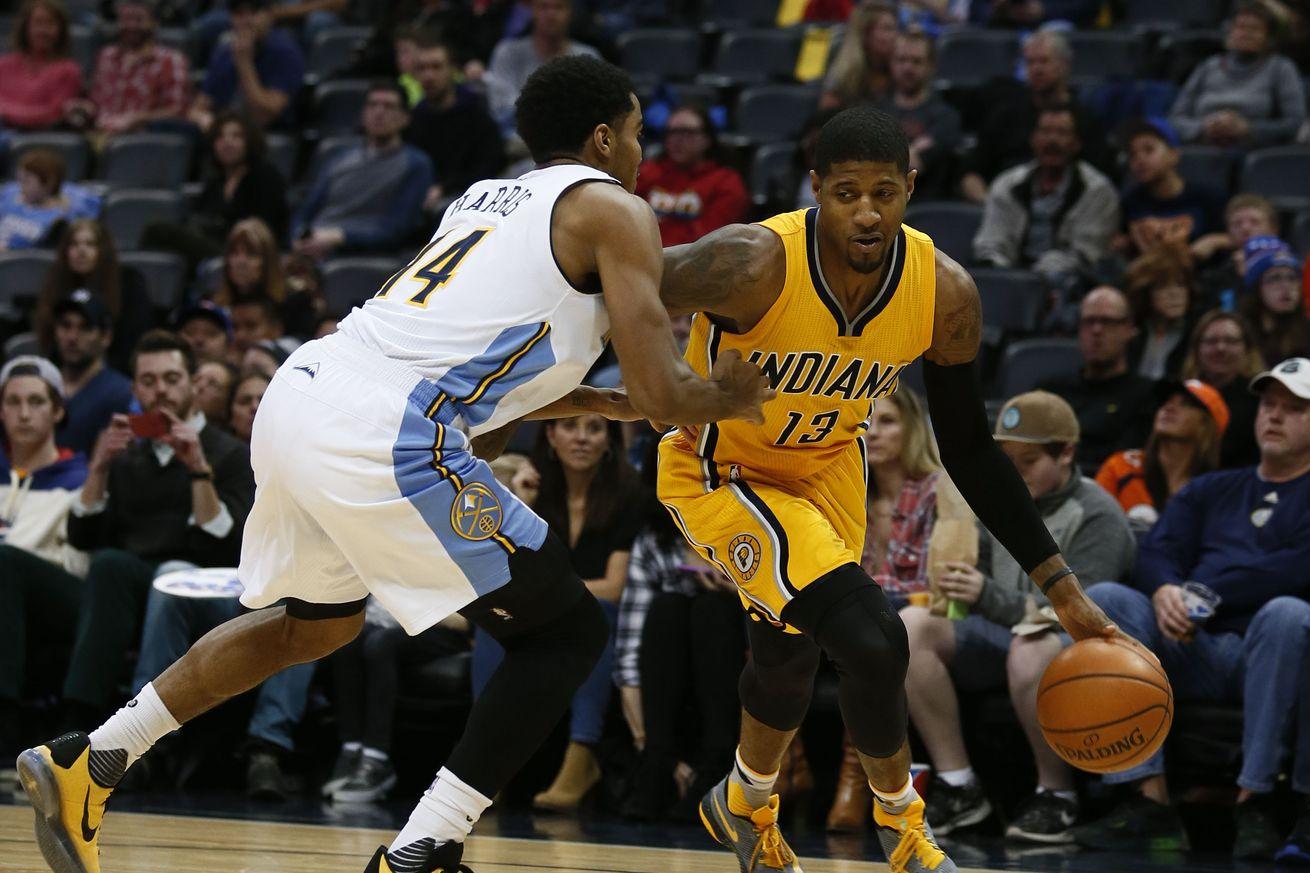 LA NBA REVIENT A LONDRES POUR UN SEPTIEME MATCH DE SAISON REGULIERE OPPOSANT LES DENVER NUGGETS AUX INDIANA PACERS