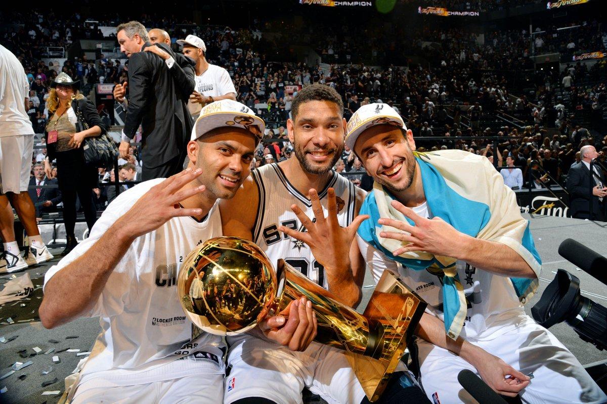 La retraite de Tim Duncan – la fin du Big Three des Spurs