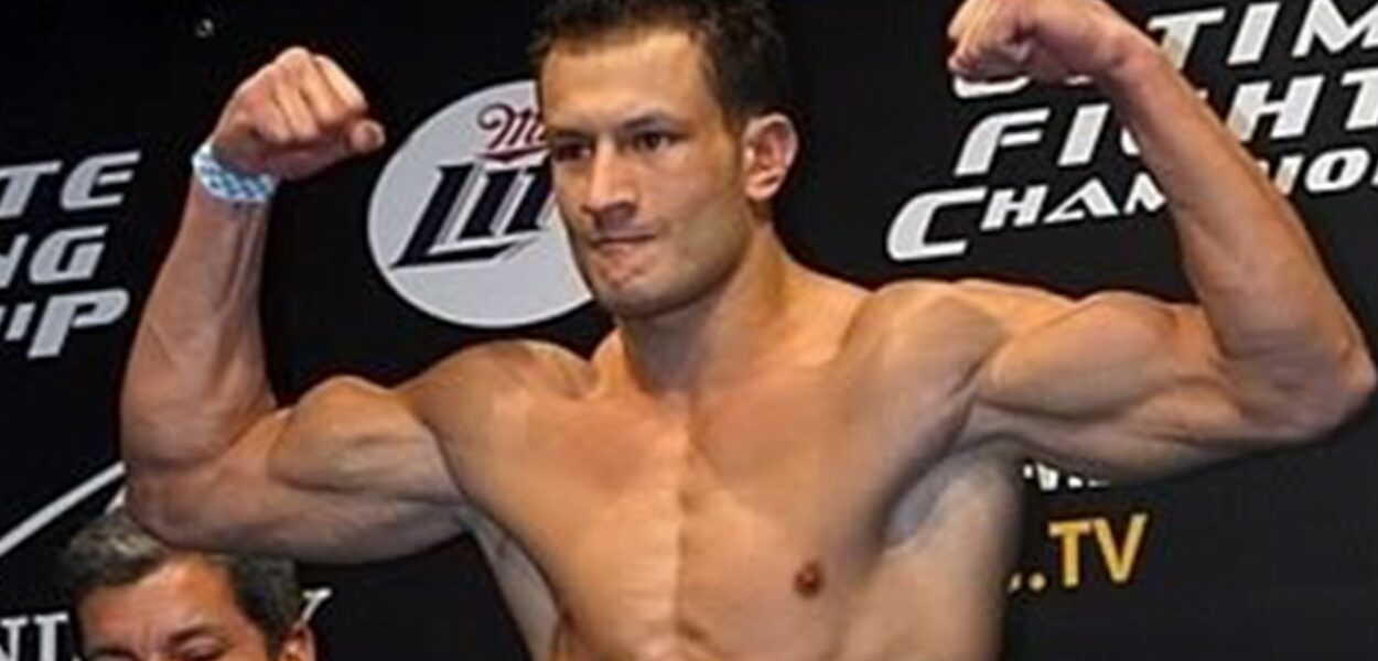 Lee Murray UFC MMA