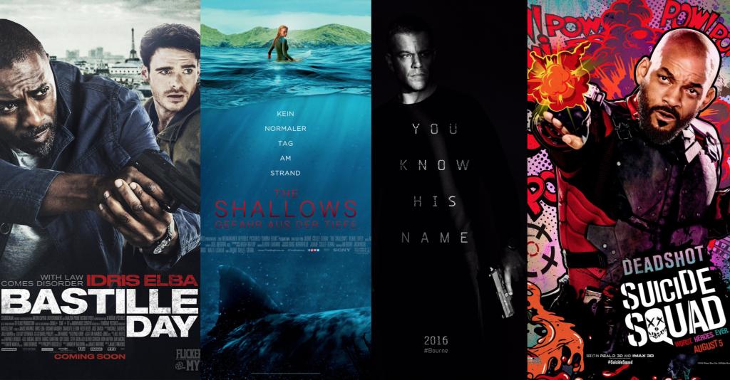 Les 7 blockbusters de l'été à voir au cinéma