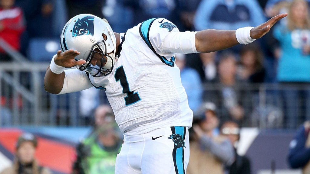 NFL Top 100 2016 - Cam Newton