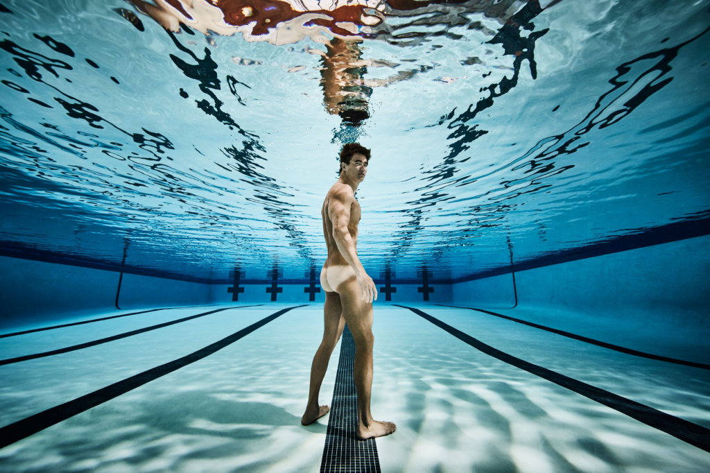 Nathan Adrian ESPN The Body Issue