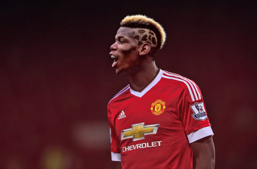 Paul Pogba Manchester United 120 millions