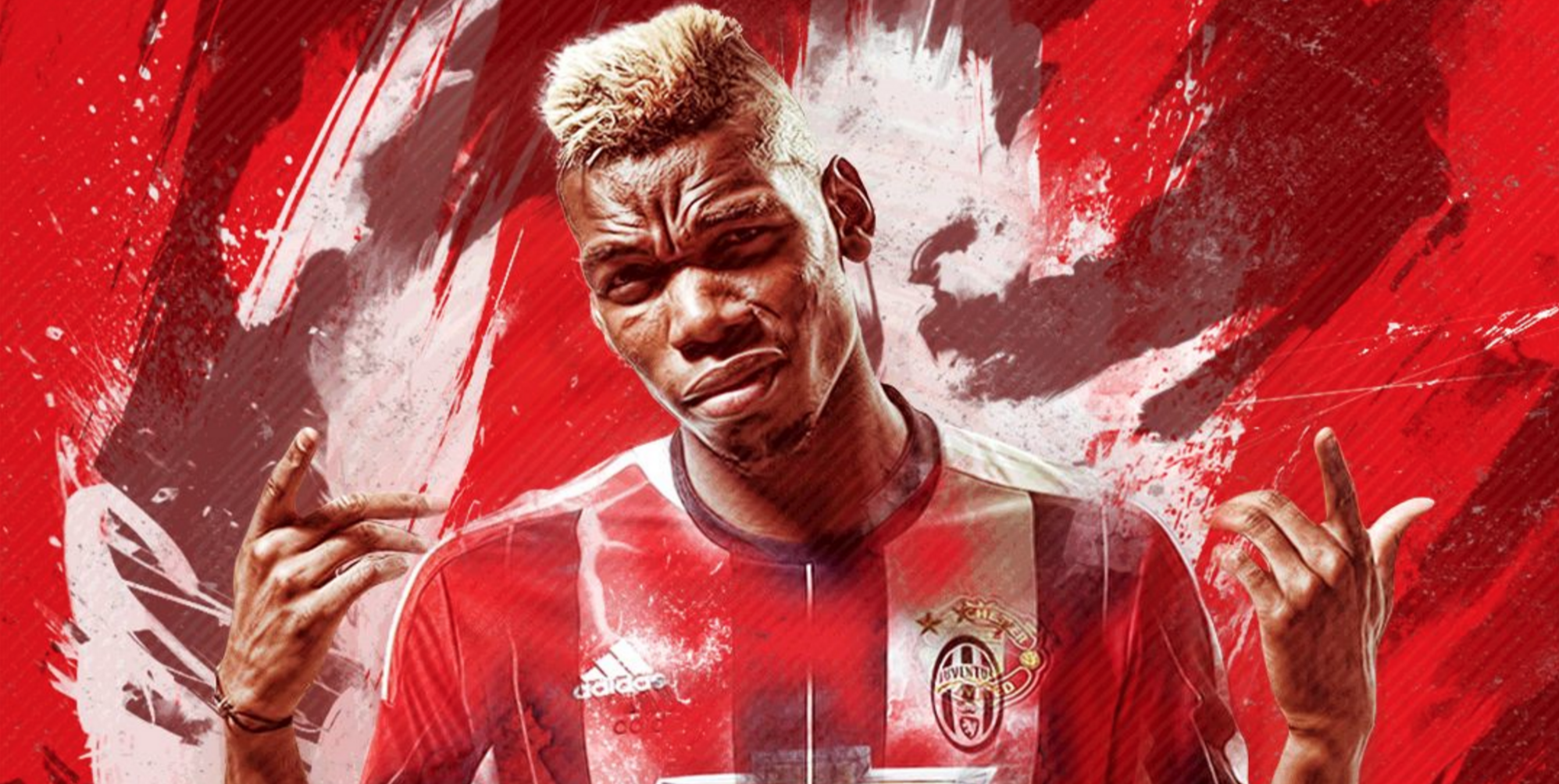 Paul Pogba Manchester United 120 millions euros