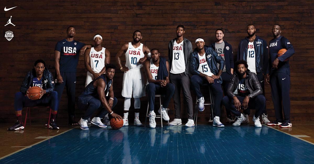 Team USA - Rio 2016